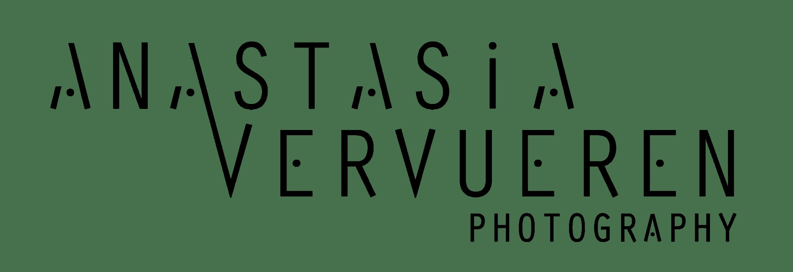 Logo Anastasia Vervueren Photography