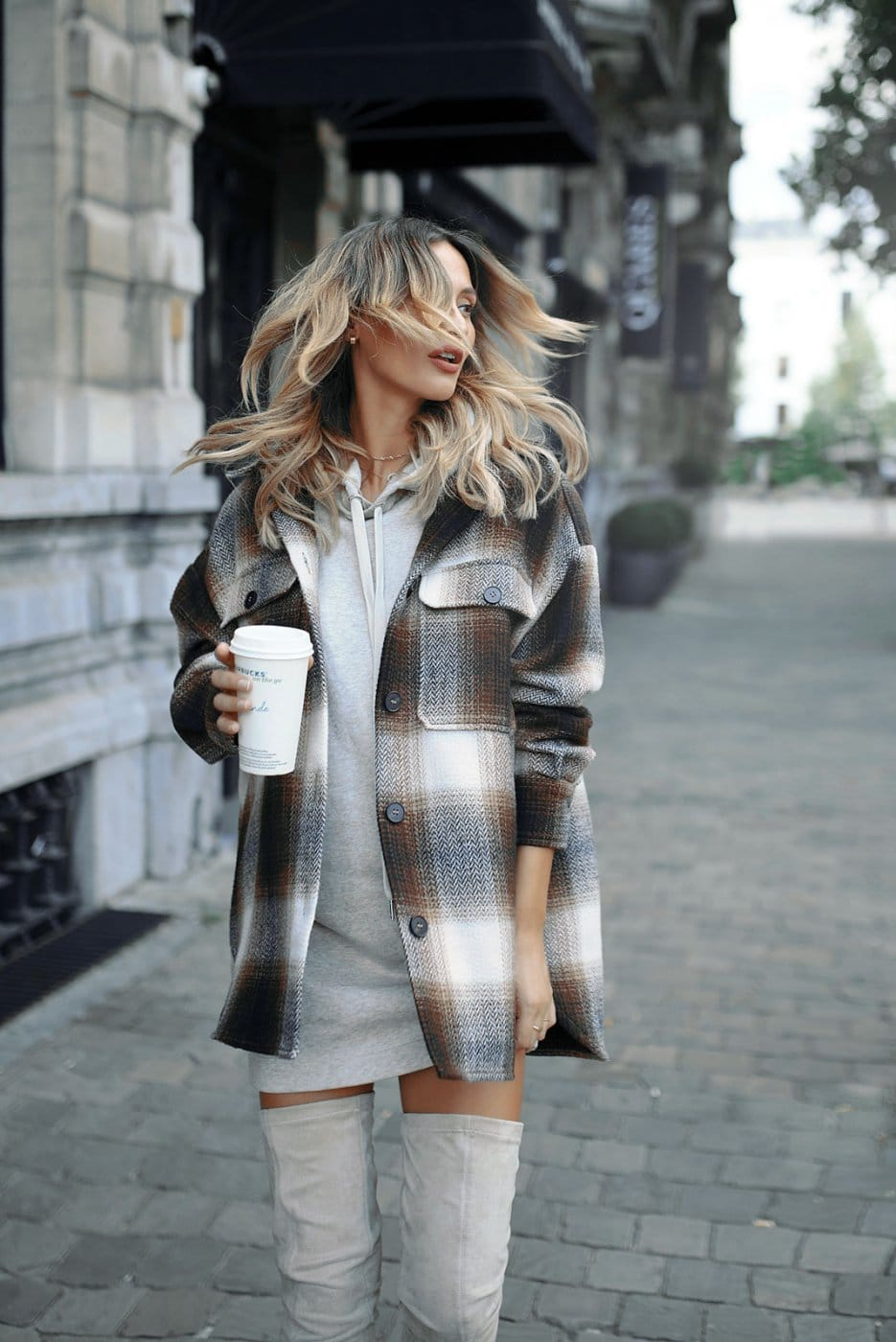 Anastasia Vervueren Commercial Photography Lima's Wardrobe H&M Concsious