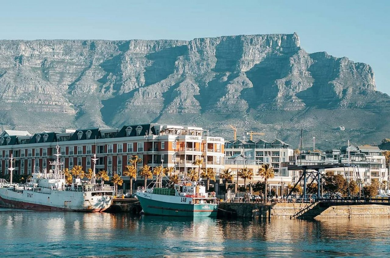 Travel Photography By Anastasia Vervueren South Africa Capetown Table Mountain