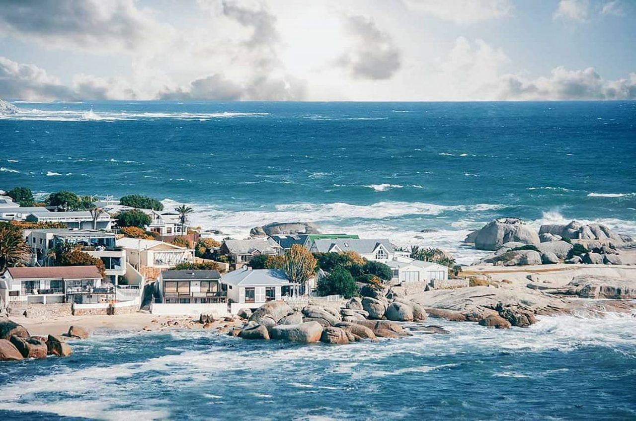 Travel Photography By Anastasia Vervueren South Africa Capetown Ocean