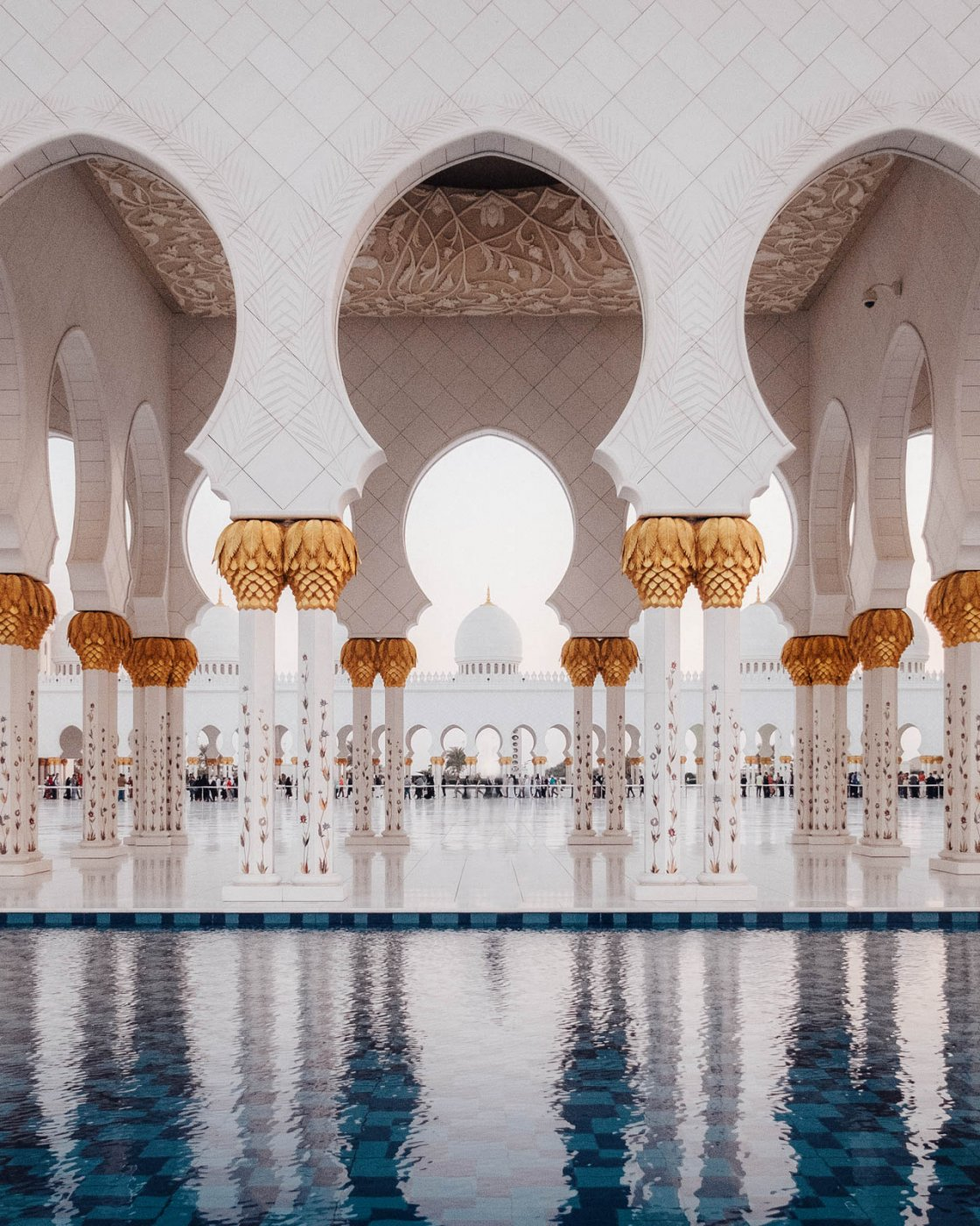 Travel Photography By Anastasia Vervueren Dubaï Sheikh Zayed