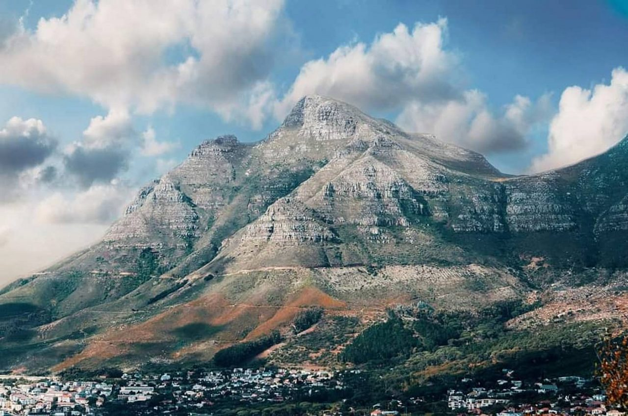 Travel Photography By Anastasia Vervueren South Africa Capetown Table Mountain Landscape