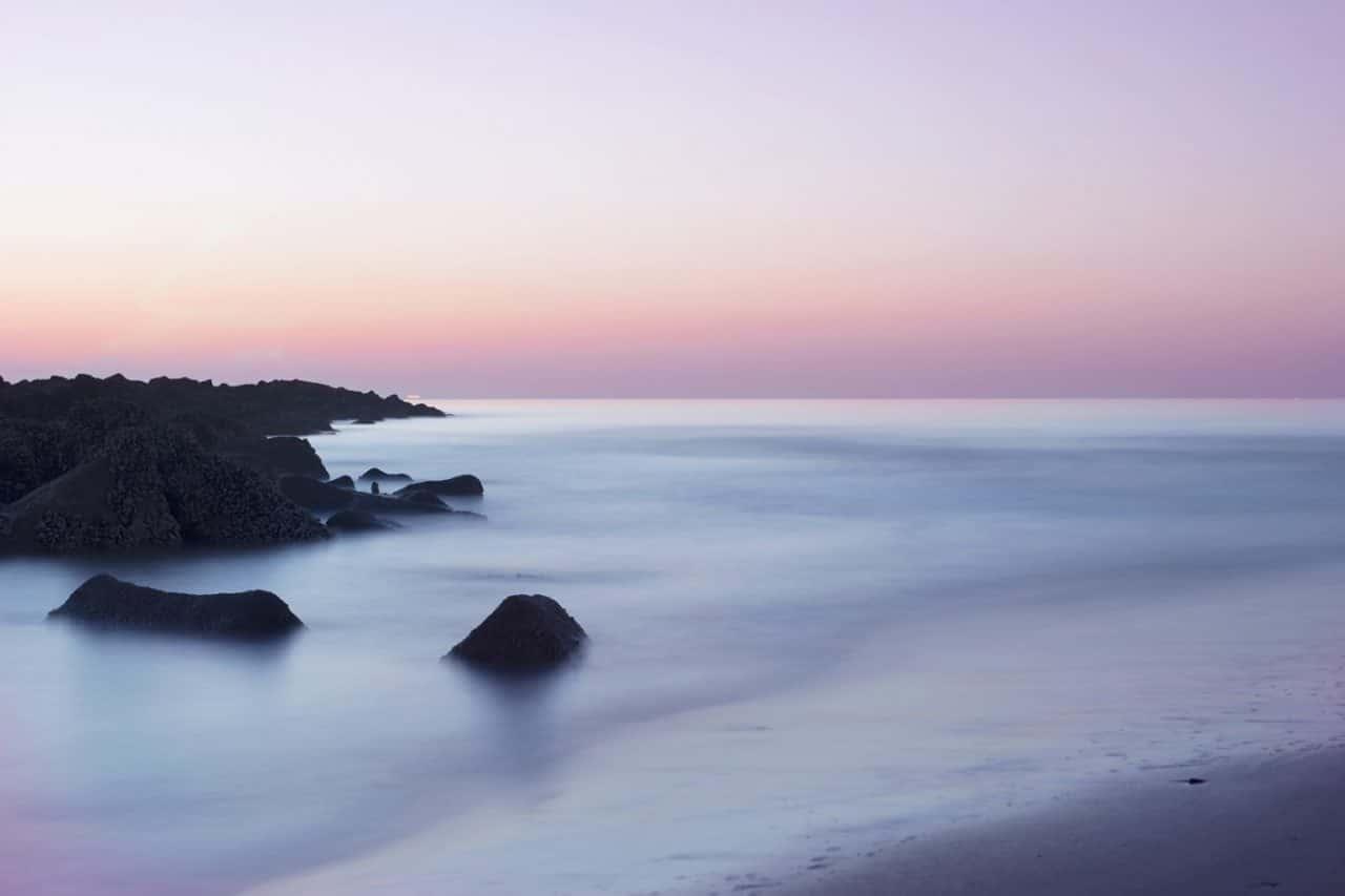 Travel Photography By Anastasia Vervueren Belgium Knokke Beach Long Exposure