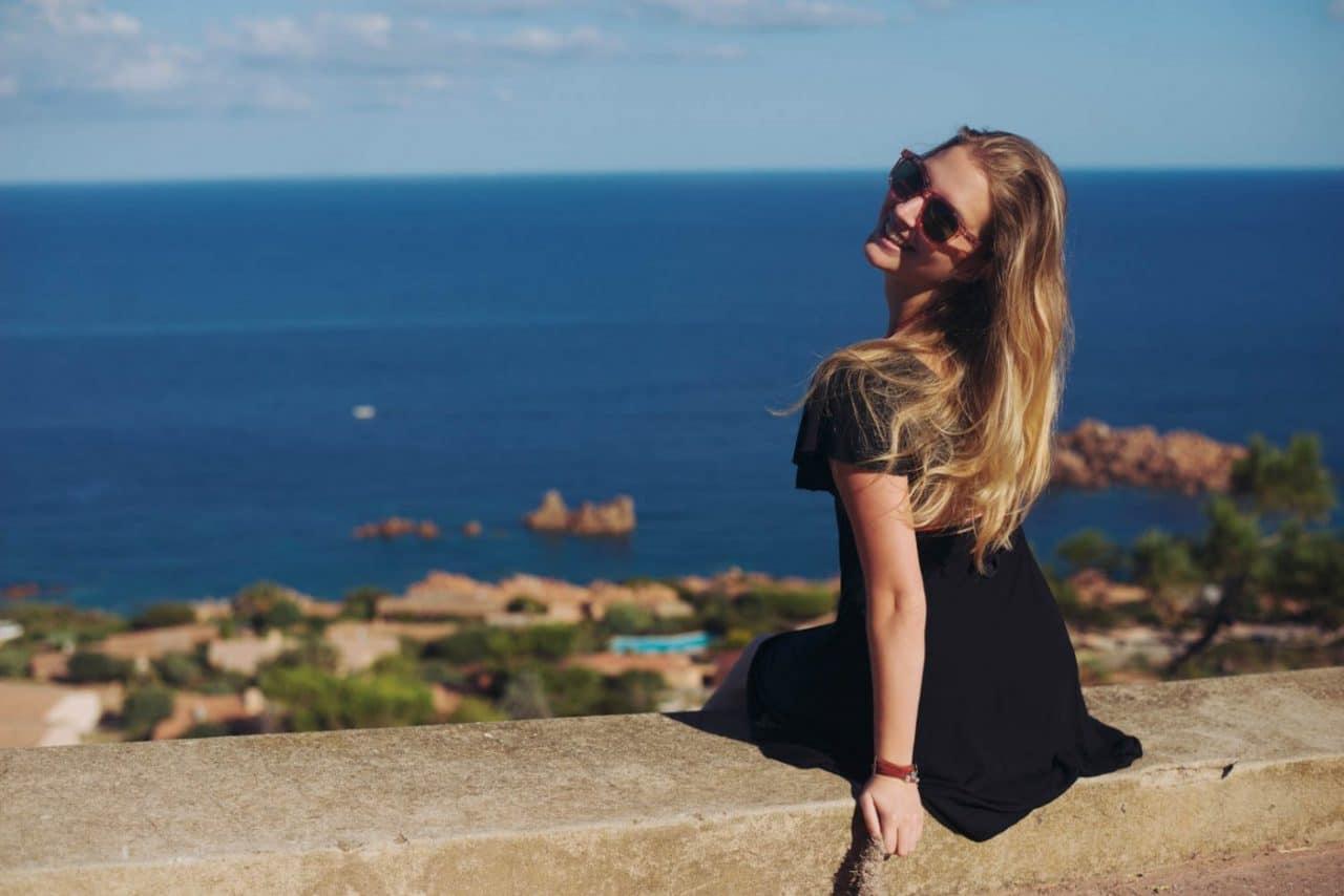 Travel Photography By Anastasia Vervueren Italy Sardinia Costa Paradiso Portrait