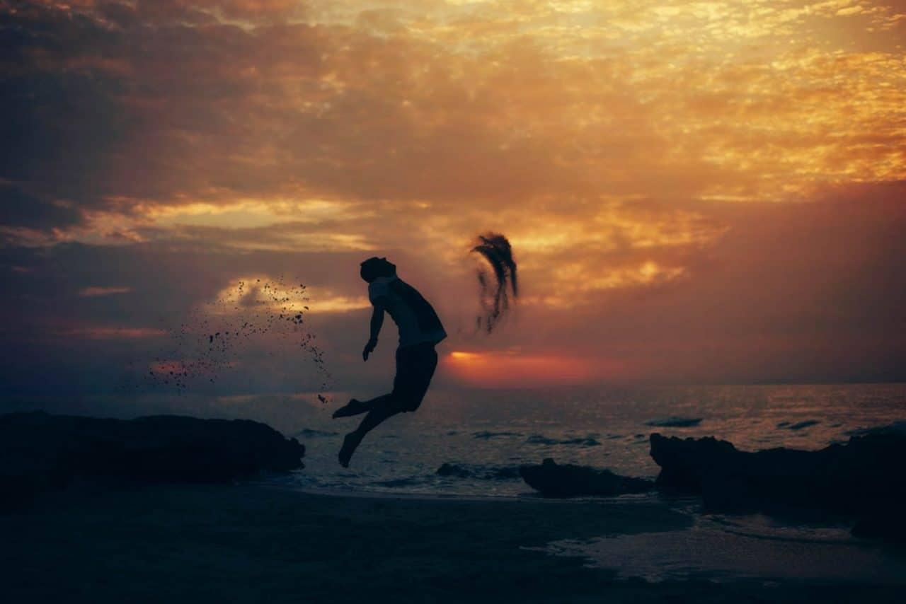 Travel Photography By Anastasia Vervueren Italy Sardinia Beach Shadow Sunset Night Photography