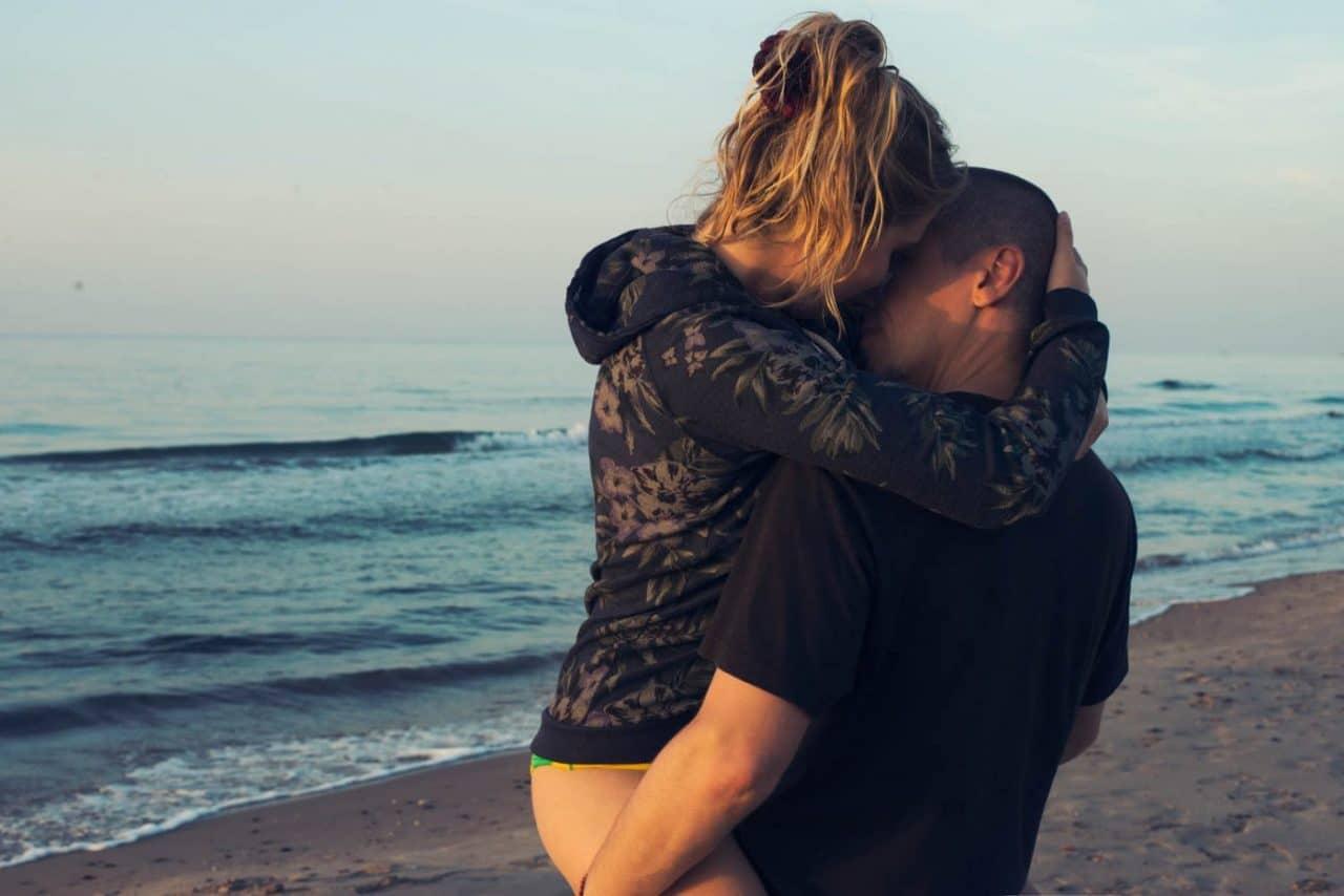 Travel Photography By Anastasia Vervueren Italy Sardinia Beach Couple
