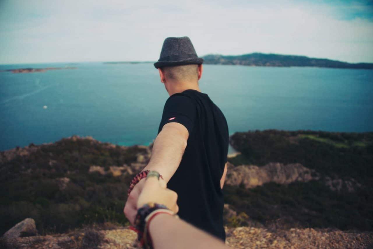 Travel Photography By Anastasia Vervueren Italy Sardinia Couple