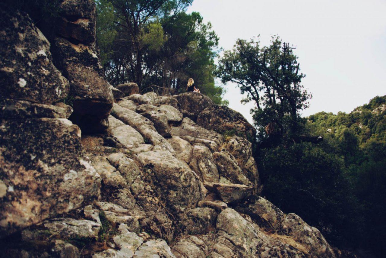Travel Photography By Anastasia Vervueren Italy Sardinia Cliff