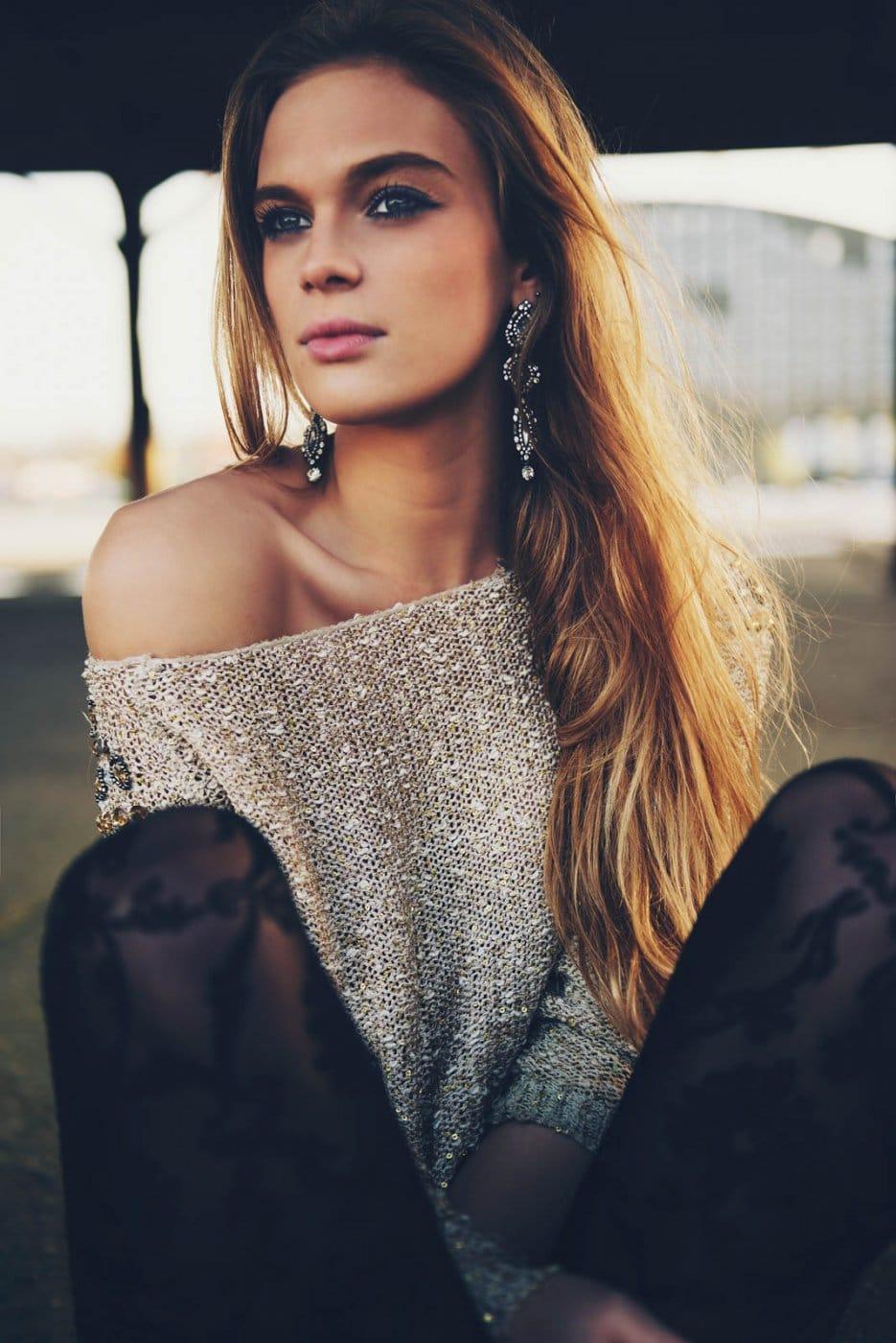 Portrait Photography By Anastasia Vervueren Golden Hours