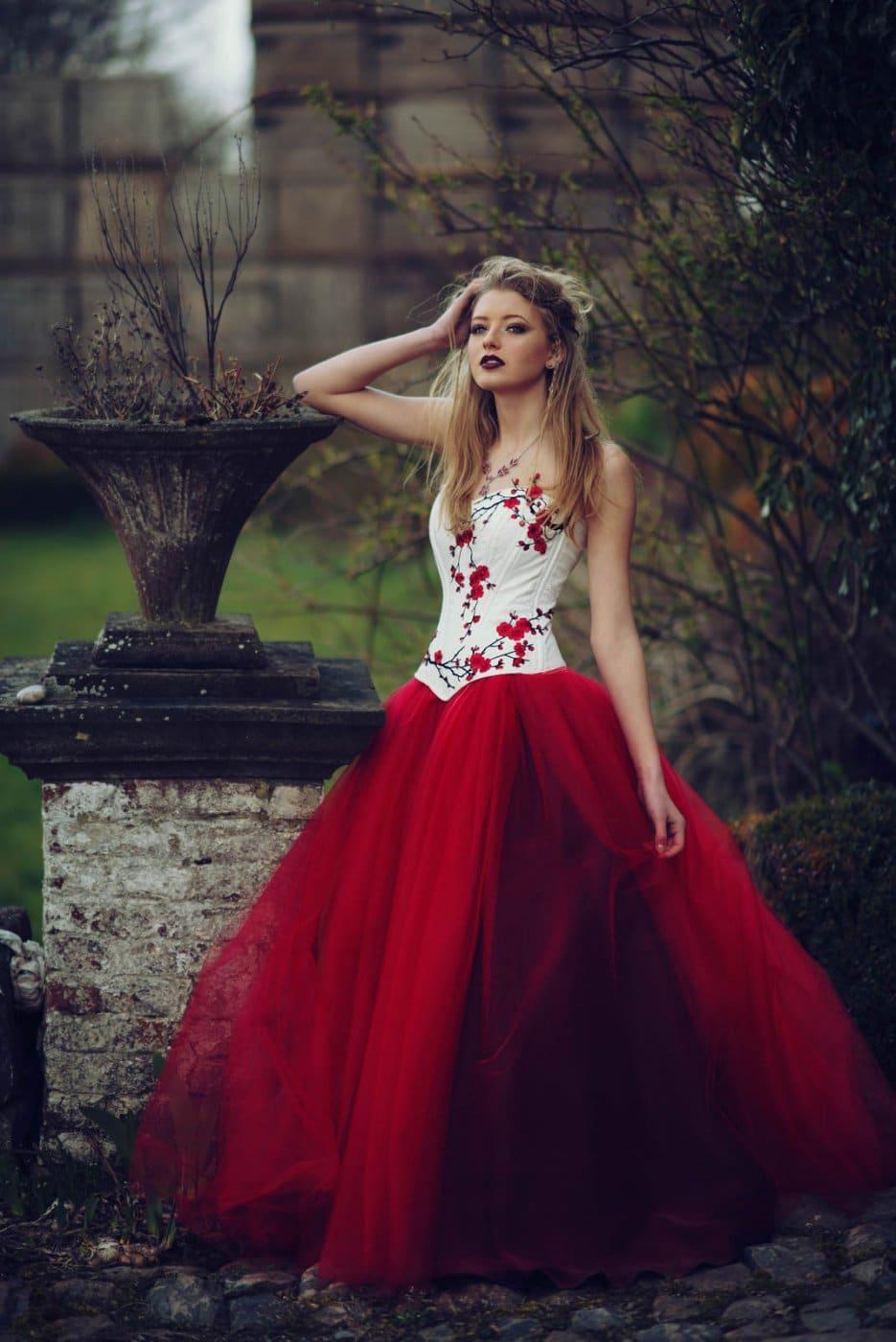 Portrait Photography By Anastasia Vervueren Kryzalidea Dress