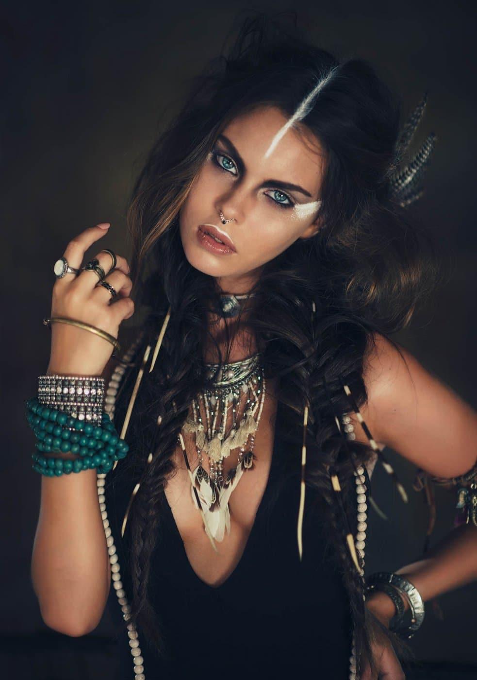 Portrait Studio Photography By Anastasia Vervueren Tribe Editorial