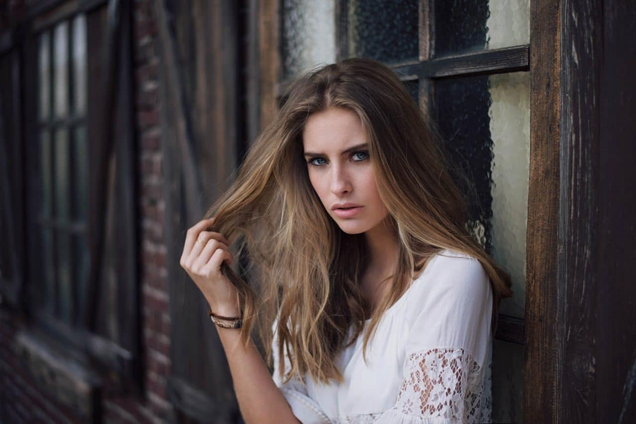 Portrait Photography By Anastasia Vervueren From Camille Rochette Efteling