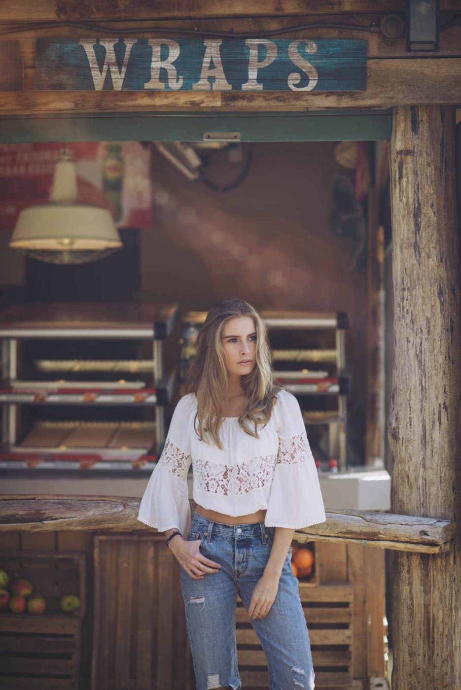 Fashion Portrait Photography By Anastasia Vervueren Camille Rochette Efteling