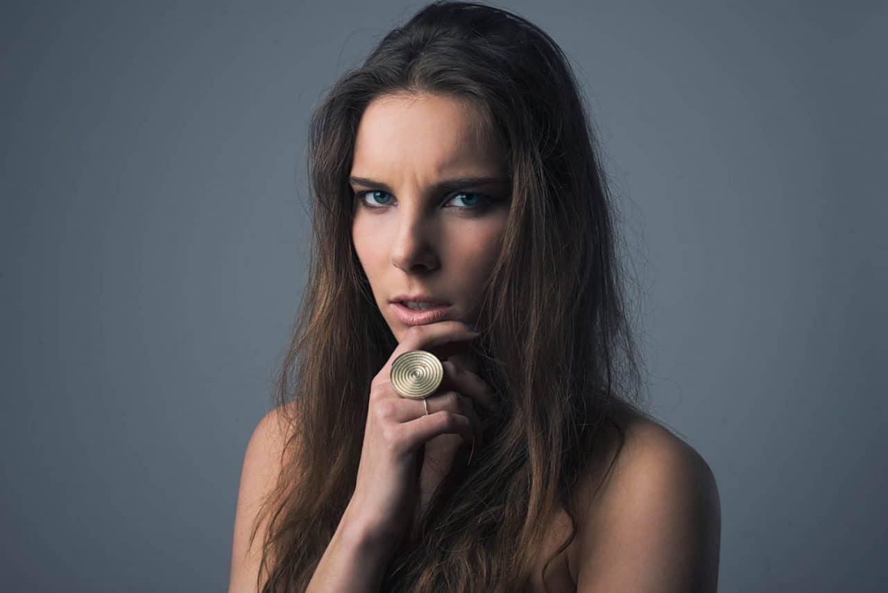 Portrait Studio Photography By Anastasia Vervueren