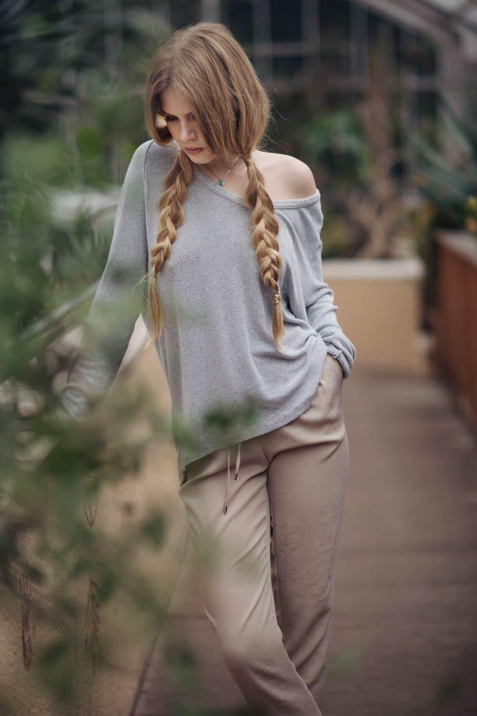 Fashion Portrait Photography By Anastasia Vervueren Plantentuin Meise