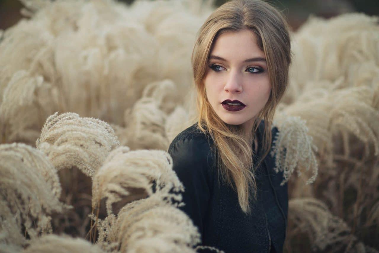 Portrait Photography By Anastasia Vervueren Pampa Autumn Dominique Models