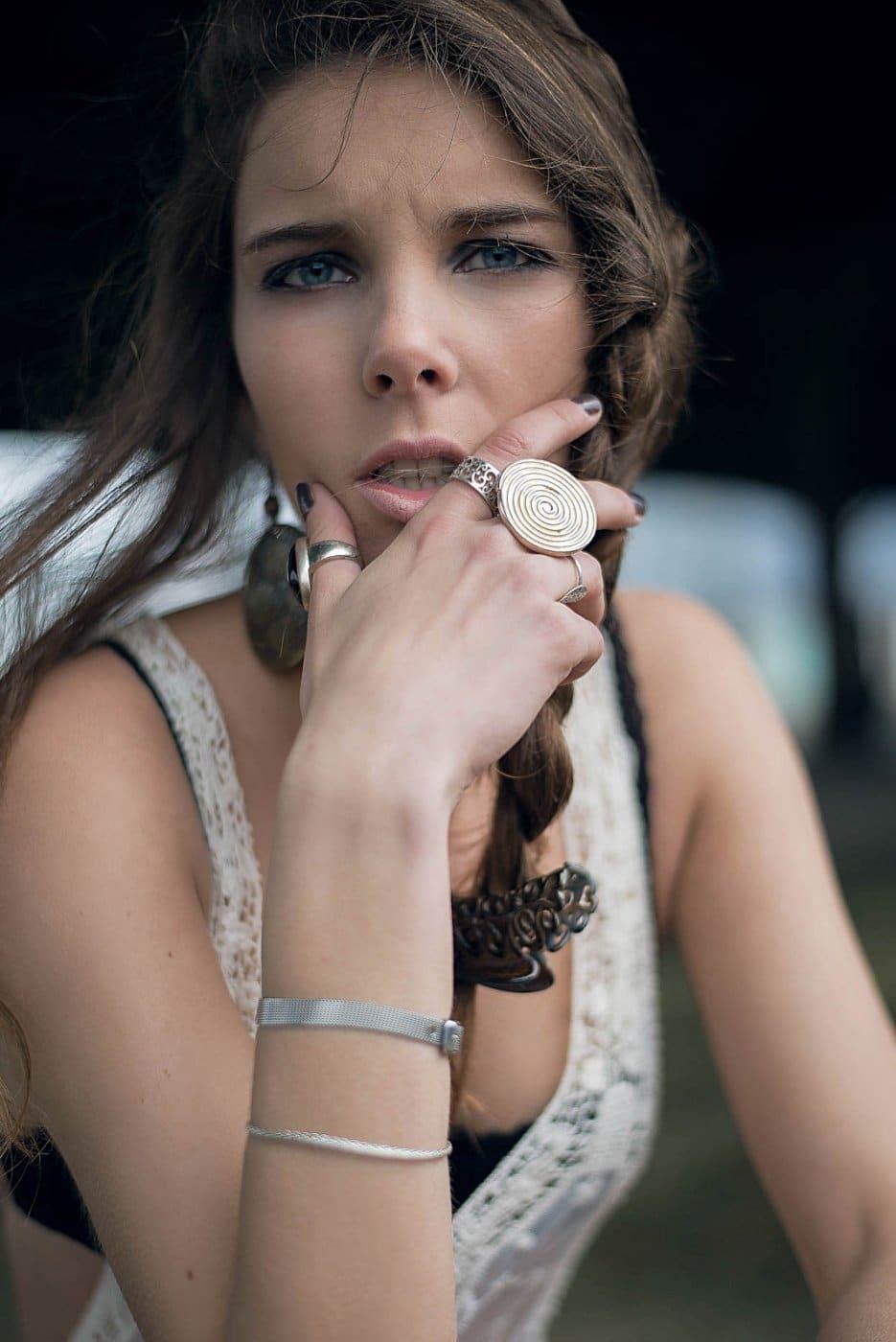 Portrait Photography By Anastasia Vervueren Fashions Emotions