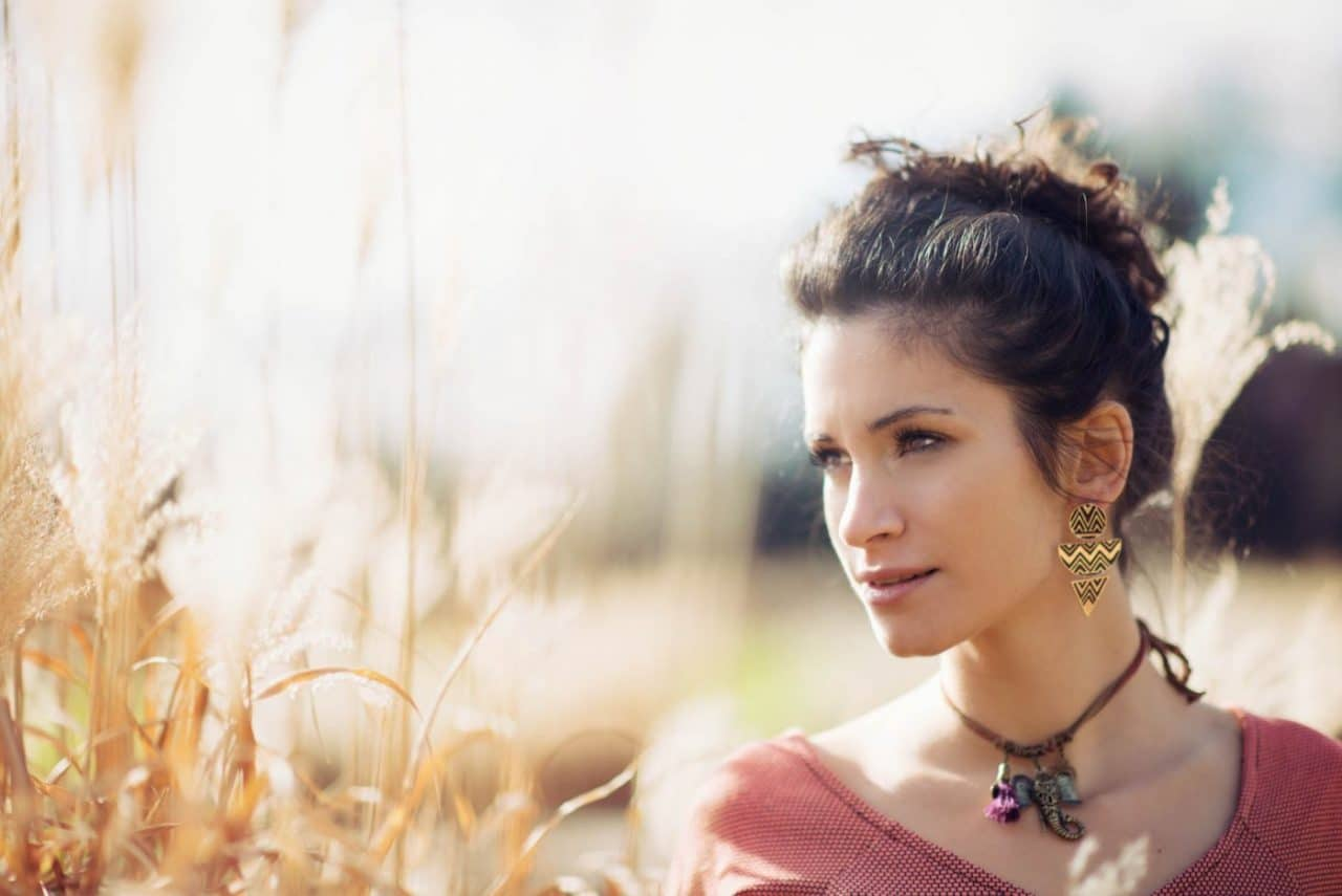 Portrait Photography By Anastasia Vervueren Gold Hours Pampa