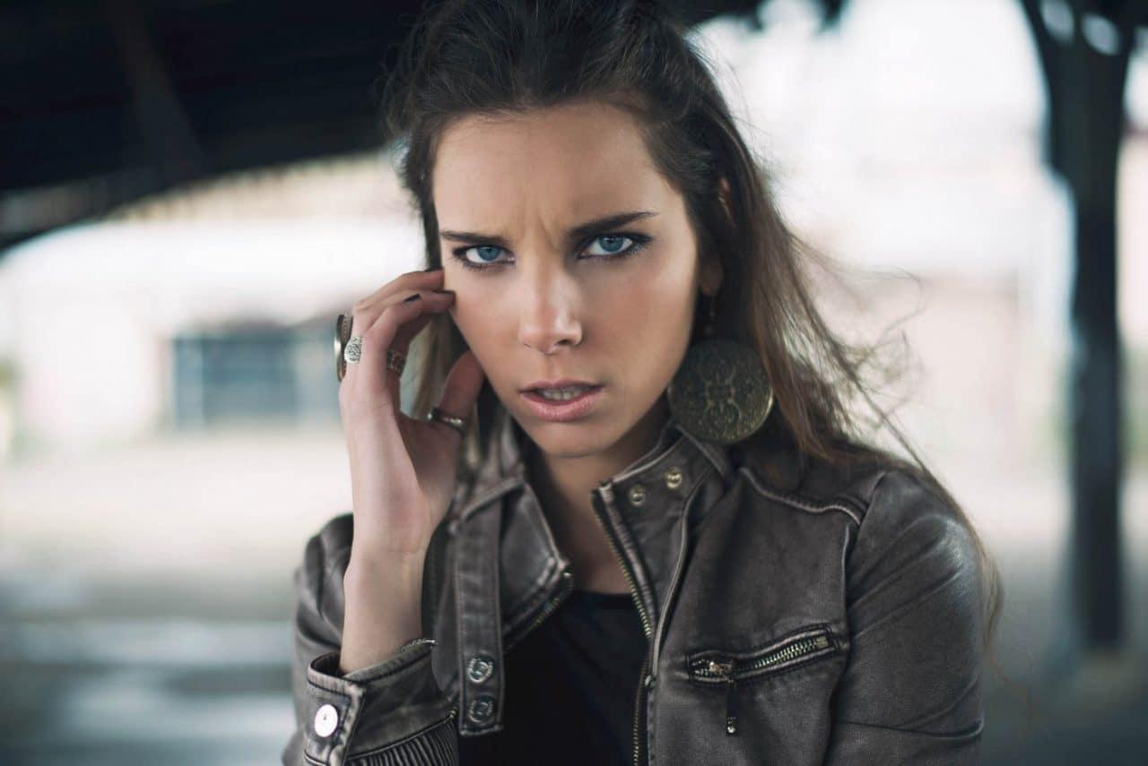 Fashion Portrait Photography By Anastasia Vervueren