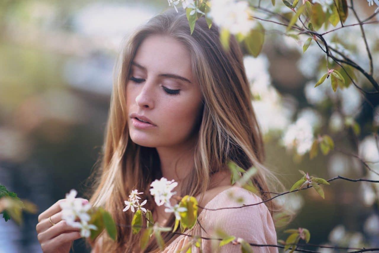 Portrait Photography By Anastasia Vervueren Efteling Flowers