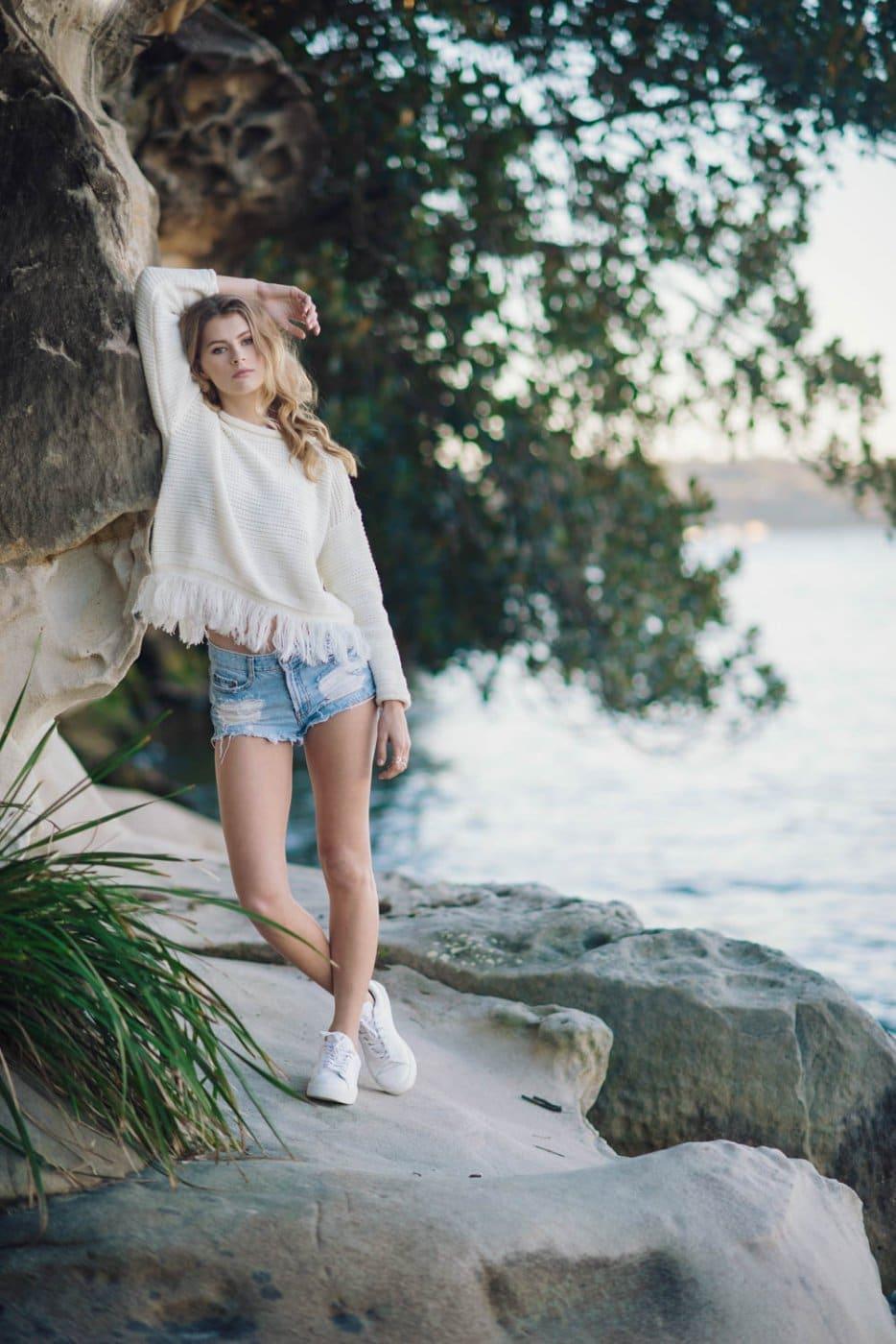 Fashion Portrait Photography By Anastasia Vervueren Australia Chadwick Models