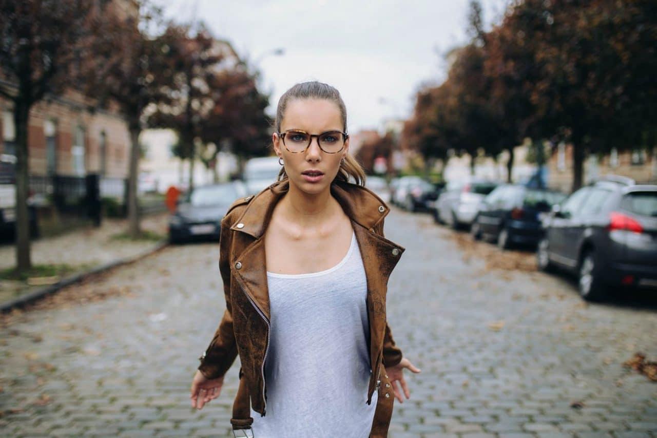Fashion Portrait Photography By Anastasia Vervueren Belgium Streetstyle