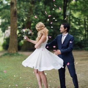 Oui, oui, oui … Mes weddings stories.